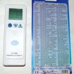 Telecomanda Universala Aer Conditionat KT-1000