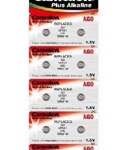 Baterii alkaline AG0