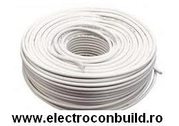 Cablu coaxial RG6U 75 OHM