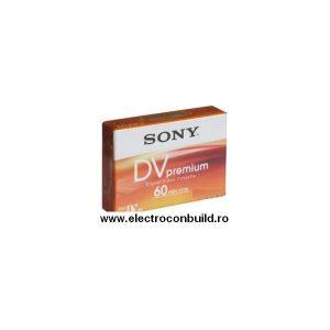Caseta video Sony MiniDV 60 min