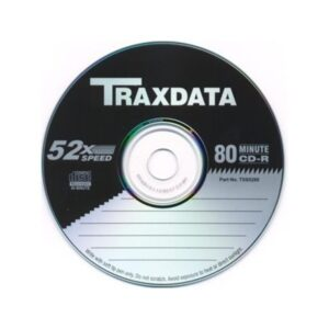 CD Traxdata set 50 buc