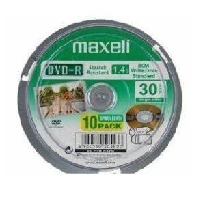 Mini DVD-R Maxell