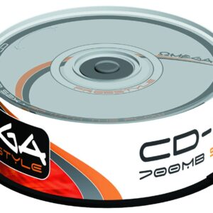 CD-R OMEGA OG80DC
