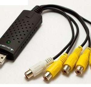 Placa de captura-DVR USB