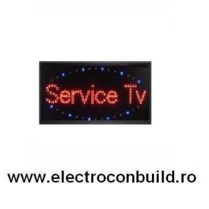 Panou cu led Service TV