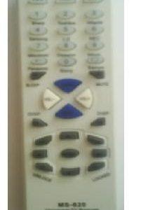 Telecomanda universala MS-620 alba