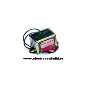 Transformator 220V 600ma 2x6V