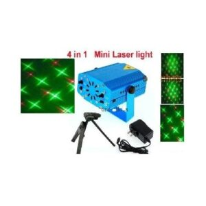 Mini laser proiector holografic