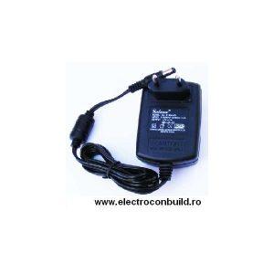 Incarcator stabilizat 5V 2A mufa 5.5x2.1mm