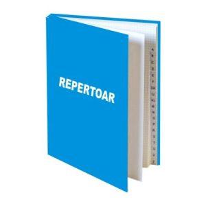 Repertoar A4 100 File