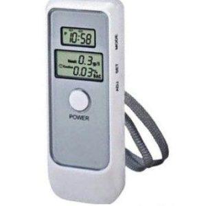 Alcool Test cu ceas si termometru
