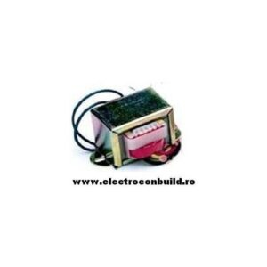 Transformator 220V 800ma 2x6V