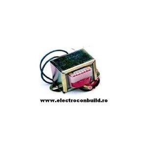Transformator 220V 200ma 2x6V