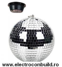 Glob disco cu oglinzi mare