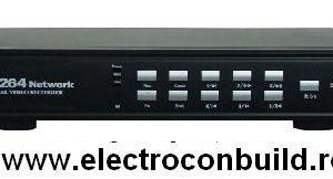 Sistem de inregistrare DVR 4 canale
