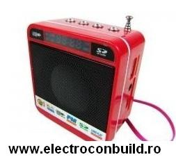 Mp3 radio player portabil