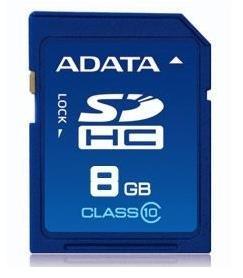Card de Memorie SD 8Gb Adata