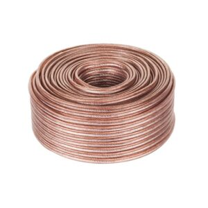 Rola cablu boxe silicon 2x2.5mm