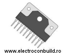 Circuit integrat TDA3653B-PHI-SH