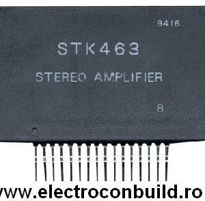 Circuit integrat STK463