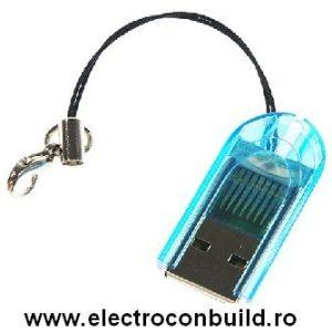 Cititor carduri MicroSD MSD4