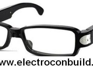 Ochelari camera spion