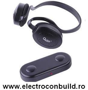 Casti Wireless 3 in 1 Quer