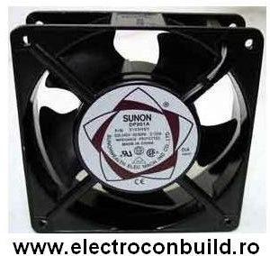 Ventilator 220V 120x120x38mm Sunon