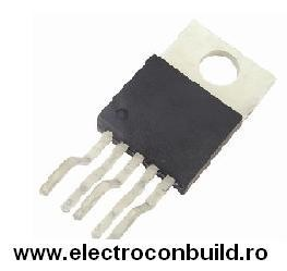 Circuit integrat TDA2030AV-ST