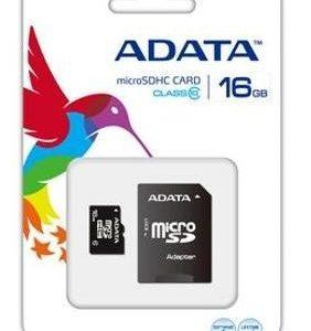 Card de Memorie microSD 16Gb Adata