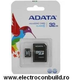 Card de Memorie microSD 32Gb Adata