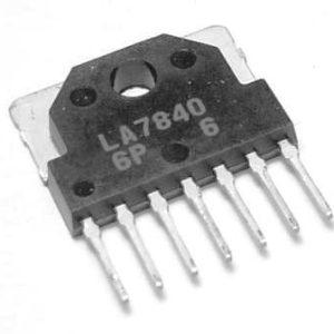 Circuit integrat LA7840