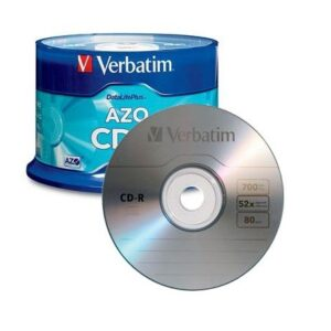 CD-R VERBATIM VBT80DC
