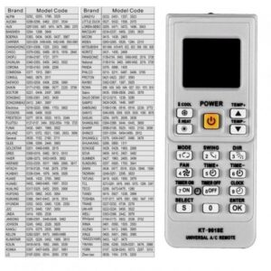 Telecomanda Universala Aer Conditionat KT9018E