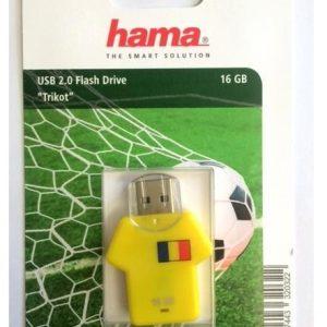 USB 2.0 Flash Drive 16GB HAMA FE16HM