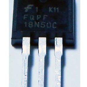 Tranzistor FQPF18N50C FE18MB