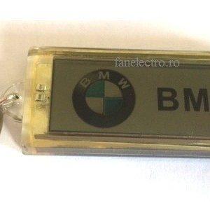 Breloc cu afisaj logo BMW