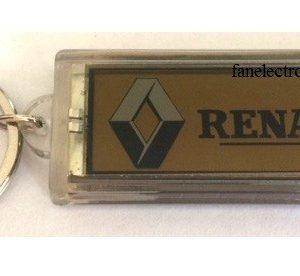 Breloc cu afisaj logo RENAULT