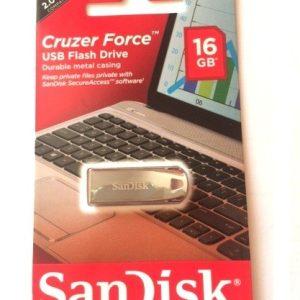 USB 2.0 Flash Drive 16GB SanDisk FE17SK