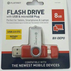 USB 2.0 Flash Drive OTG 8GB FE8OTG