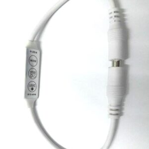 Conector alimentare banda led