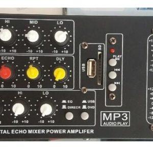 Amplificator karaoke profesional  2x500W AK-888