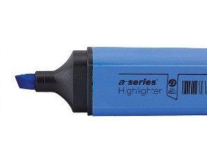 Textmarker varf 1-5 mm albastru FE00525AY