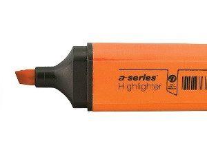 Textmarker varf 1-5 mm portocaliu FE00527AY