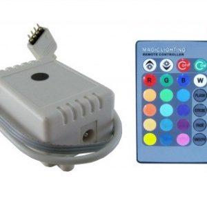 Controller cu doua Iesiri Benzi RGB EL493GRB