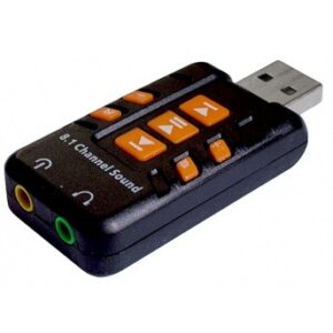 Placa de sunet USB 8.1 ED726TEH