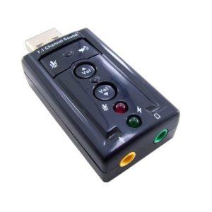 Placa de sunet USB 7.1 ED728TEH