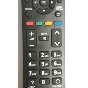 Telecomanda Panasonic Lcd SMART NETFLIX N2QAYB00109