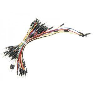 Set 65 cabluri conexiune Breadboard
