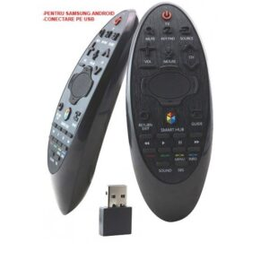 TELECOMANDA SMART LCD LED SAMSUNG cu airmouse in 2.4G cu conectare pe USB EB679CTD